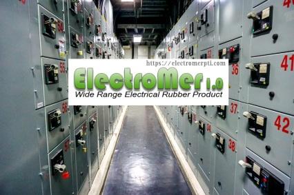 แผ่นยางฉนวนไฟฟ้าตู้ MCC